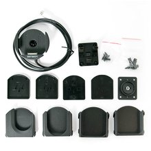 Автомобильный держатель зарядка с адаптерами для iPhone и iPod Dension IP34CR9 - Краткое описание