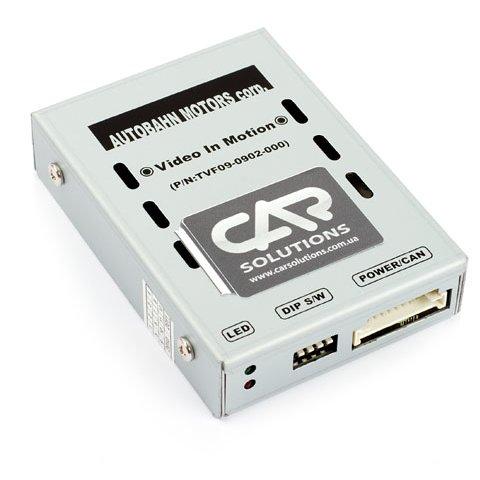 Адаптер для разблокировки видео в движении для BMW 3 и 5 серии