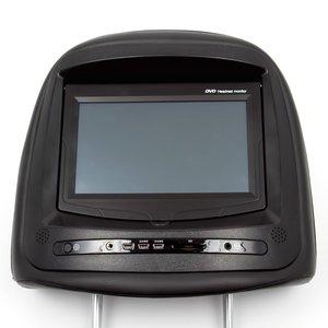"""Подголовник с 7"""" сенсорным TFT ЖК монитором и DVD-плеером"""