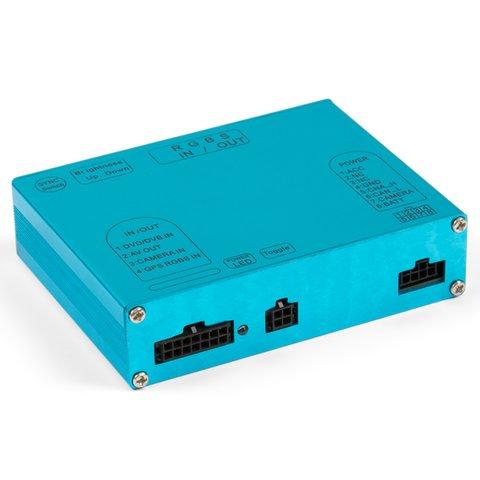 Универсальный видеоинтерфейс RGB конвертер