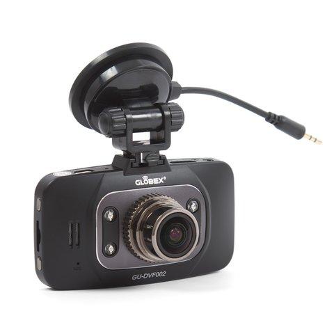 Автовидеорегистратор с GPS и монитором Globex GU DVF002