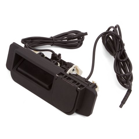 Моторизованная камера заднего вида для Mercedes Benz C, CLA, S класса