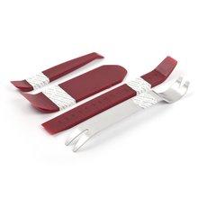 Набор инструментов для снятия обшивки 4 шт – полиуретан сталь - Краткое описание