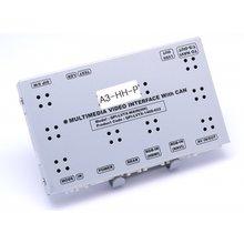 Interfaz de video para Audi A3 MMI Radio MMI Navigation Plus modelo 2014 + pantalla LCD táctil - Descripción breve