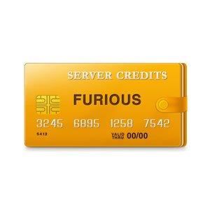 Créditos del servidor Furious