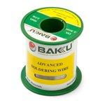 Estaño BAKU BK-10005, Sn 97% , Ag 0,3%, Cu 0,7%, flujo 2%, 0,5 mm, 100 g