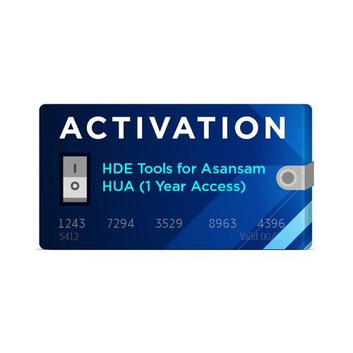 Activación HDE Tools (acceso por 1 año)