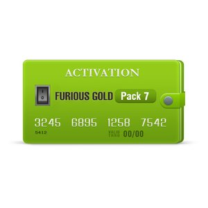 Furious Gold Pack 7