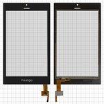 """Сенсорный экран China-Tablet PC 7""""; Prestigio MultiPad 7.0 Color 3G (PMT5777), 7"""", 188 мм, 108 мм, 6 pin, емкостный, черный, #FPC-CTP-0700-135-2"""