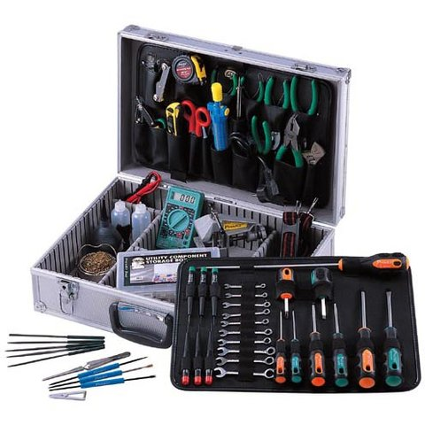 Набор инструментов Pro'sKit PK-5307BM для электромонтажа