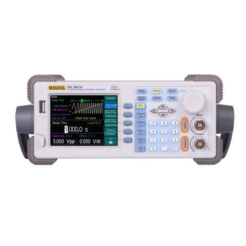 Универсальный генератор сигналов Rigol DG3061A
