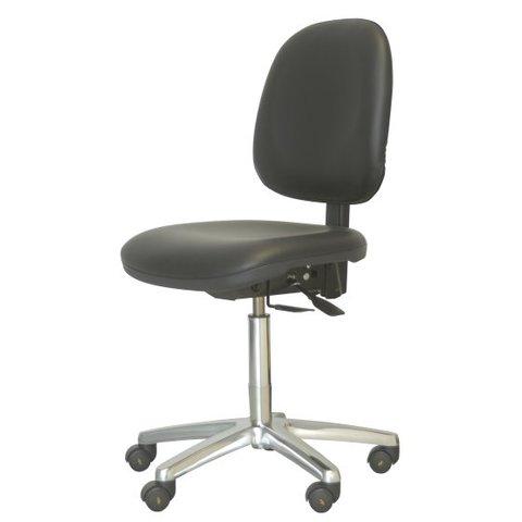 Вінілове антистатичне крісло Warmbier 1700.VS