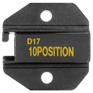 Матриця для кримпера Pro'sKit 1PK-3003D17