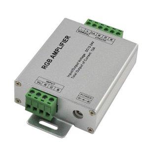 Підсилювач RGB сигналу HTL-008 (5050, 3528, 12 A)