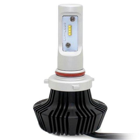 Набір світлодіодного головного світла UP 7HL 9012W 4000Lm HIR2, 4000 лм, холодний білий