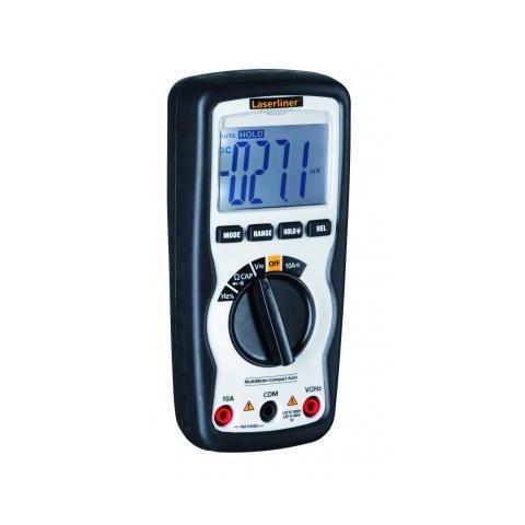Цифровий мультиметр Laserliner MultiMeter Compact