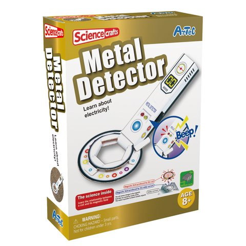 Artec SPC Metal Detector - /*Photo|product*/