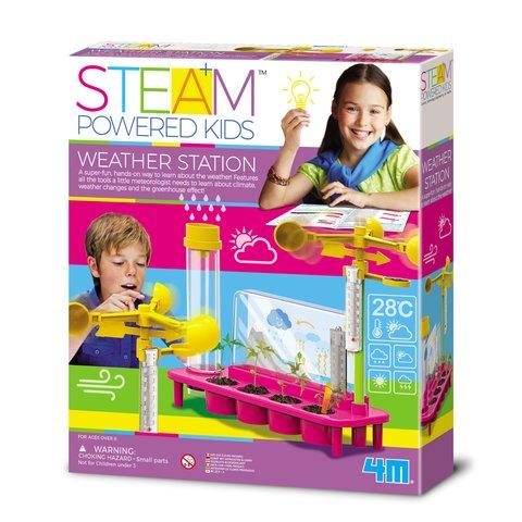 STEAM-набір 4M Метеостанція 00-04904