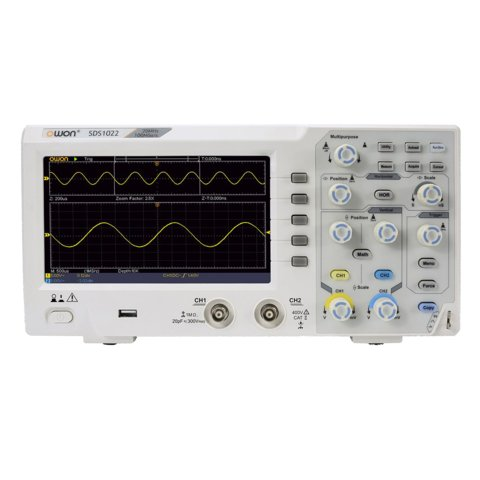 Digital Oscilloscope OWON SDS1022