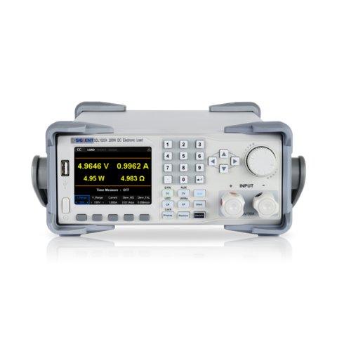 Programmable DC Electronic Load SIGLENT SDL1020X E
